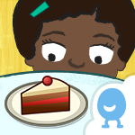 Birthday Cafe App Icon